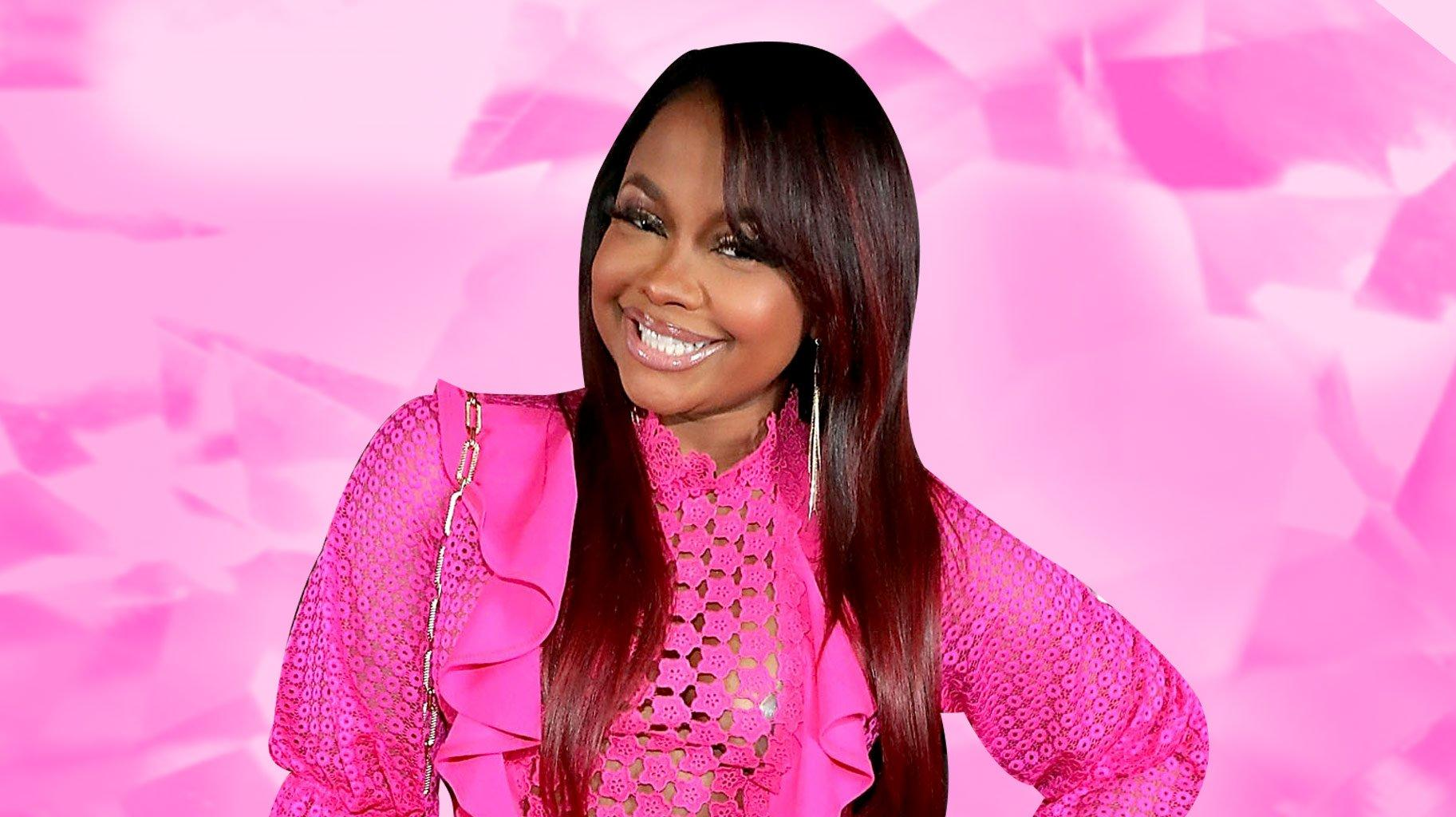 Phaedra Parks Looks Gorgeous In This Red Outfit - See Her Photo