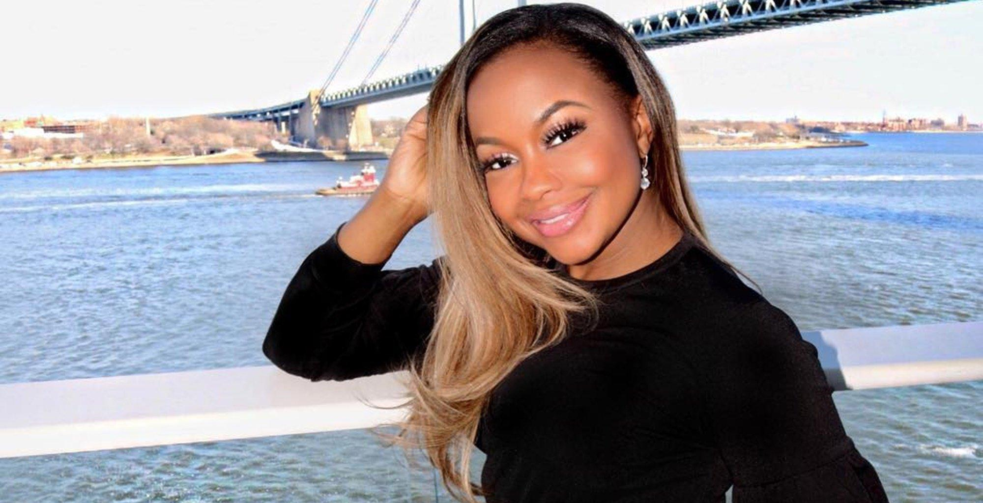 Phaedra Parks' Clips Featuring Her Two Sons Make Fans' Day - Watch Them Here