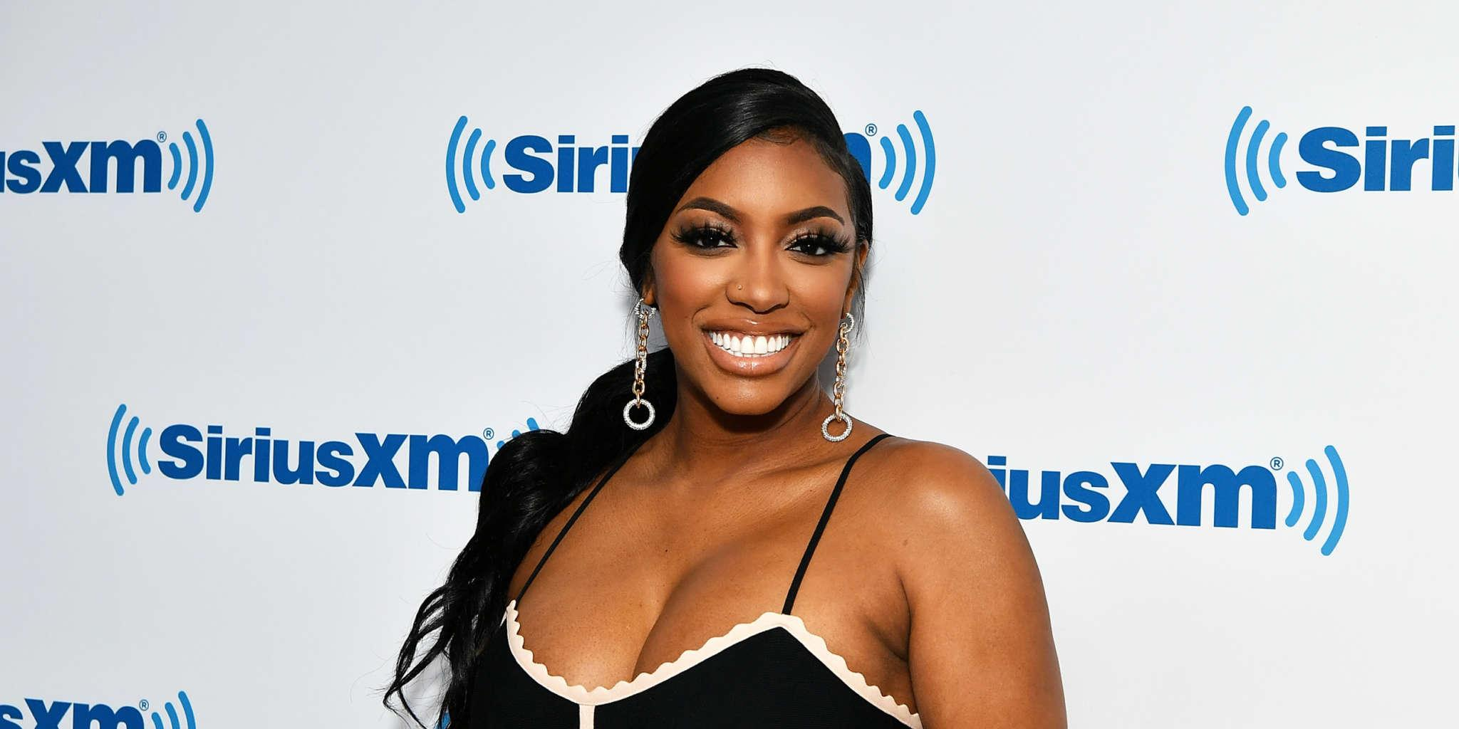 Porsha Williams Is One Of The Moderators For The Virtual Town Hall In Memory of Micheal Brown Jr. !