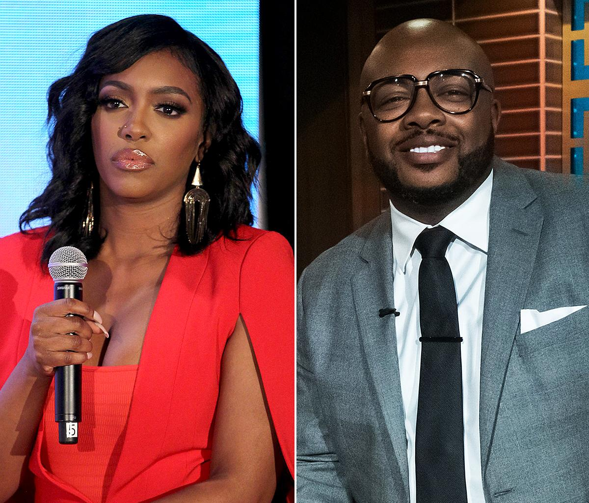 Porsha Williams Recalls The Times When She Was Pregnant With PJ - See The Throwback Photo With Dennis McKinley
