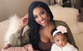 Porsha Williams' Daughter, PJ Parties At The Birthday Of Her Cousin - See The Pics And Videos