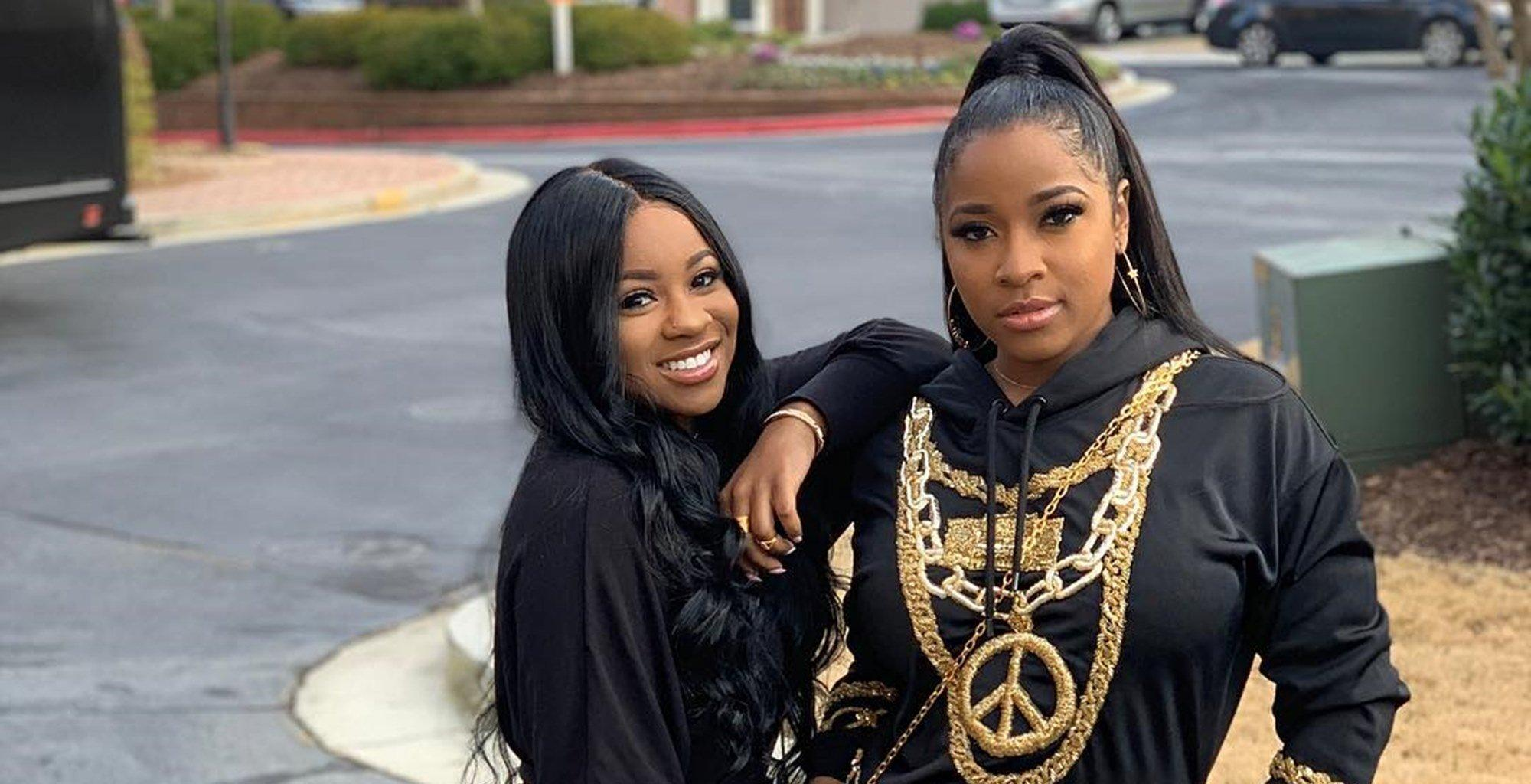 Toya Johnson Poses With Reginae Carter And Fans Are Simply In Love With The Photo