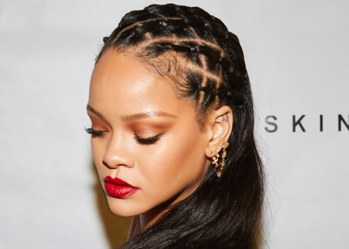 Rihanna Launches Fenty Skin And Shows How She Washes Her Face