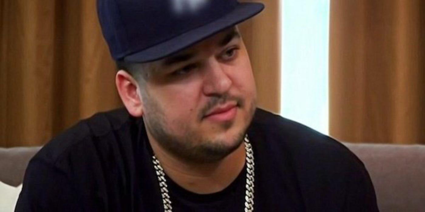 Rob Kardashian Is Reportedly Much Better Both 'Mentally And Physically' Following His Latest Trip With His KUWTK Family!