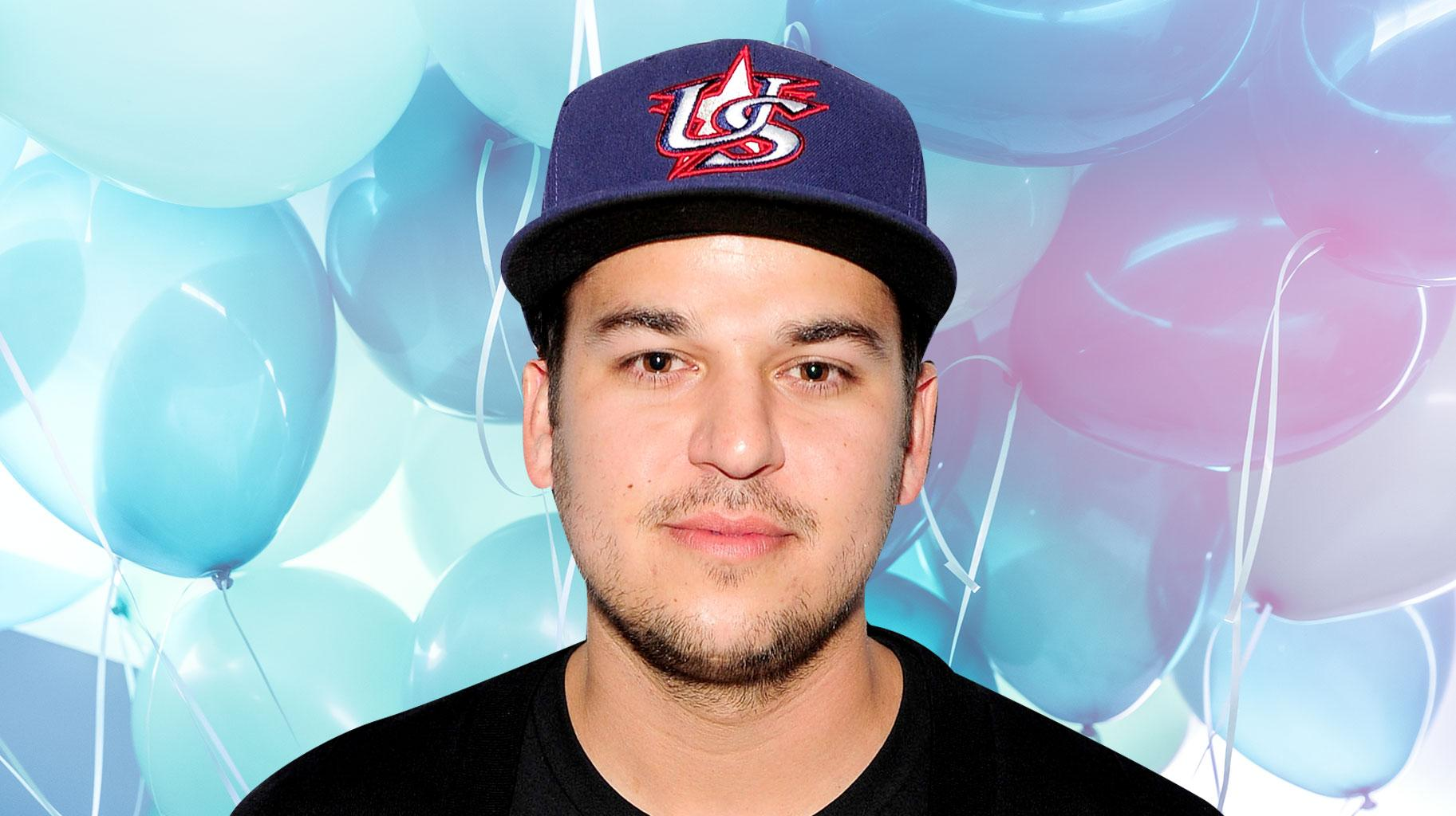 KUWTK: Rob Kardashian Fans Rave About His 'Handsome' Face In New Pic As He Announces He's 'Back' After Weight Loss!