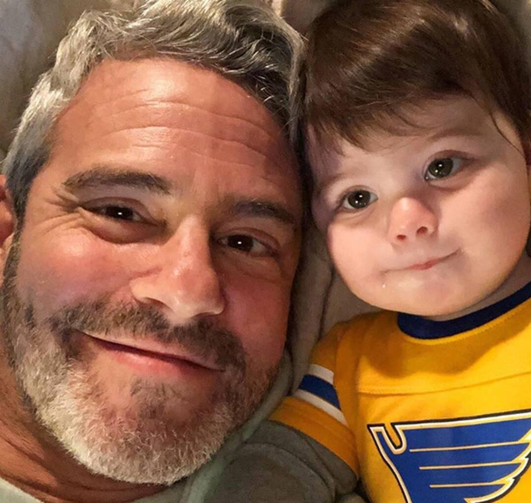 Andy Cohen Makes Fans Happy With A Photo Of His Son, Ben