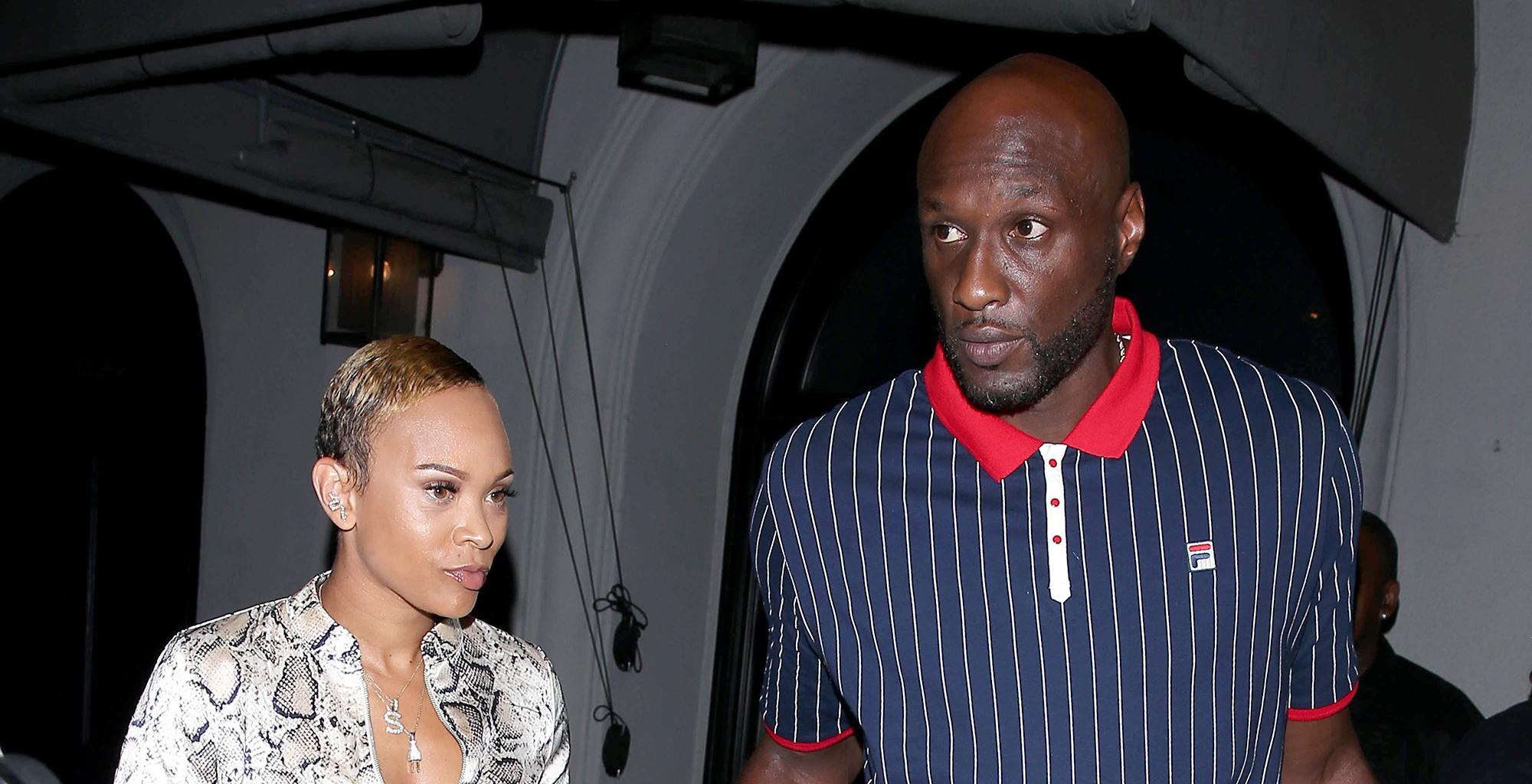 Sabrina Parr Speaks Out After She Was Seen Arguing With Lamar Odom's Daughter