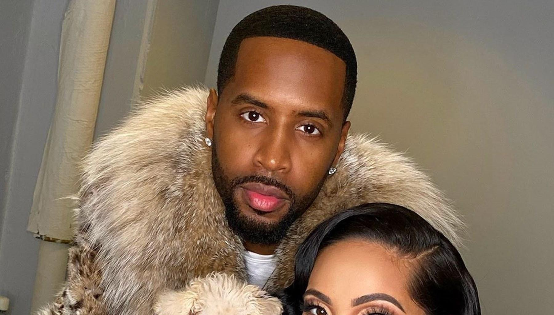 Safaree Has Been Digging Into His Spanish Roots