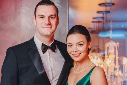 Hugh Hefner's Son Cooper And 'Harry Potter' Actress Scarlett Byrne Welcome Their First Child Together - Vid!