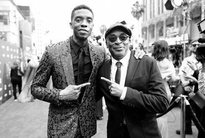 Spike Lee Remembers Chadwick Boseman In Touching Tribute And Opens Up About Working On 'Da 5 Bloods' Together After The Actor's Untimely Passing