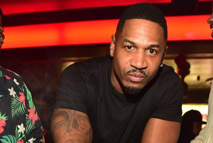 Stevie J Gets Huge Portrait Of Wife Faith Evans Tattooed On His Torso - Check Out The Video!