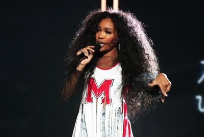 SZA Says Relationship With Her Record Label Has Been 'Hostile'