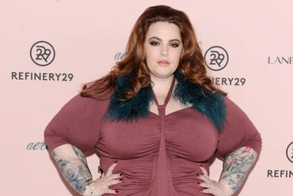 Tess Holliday Speaks On Sizeism -- Same Dress That Landed Her On Worst Dressed List Is Trending On Tik Tok