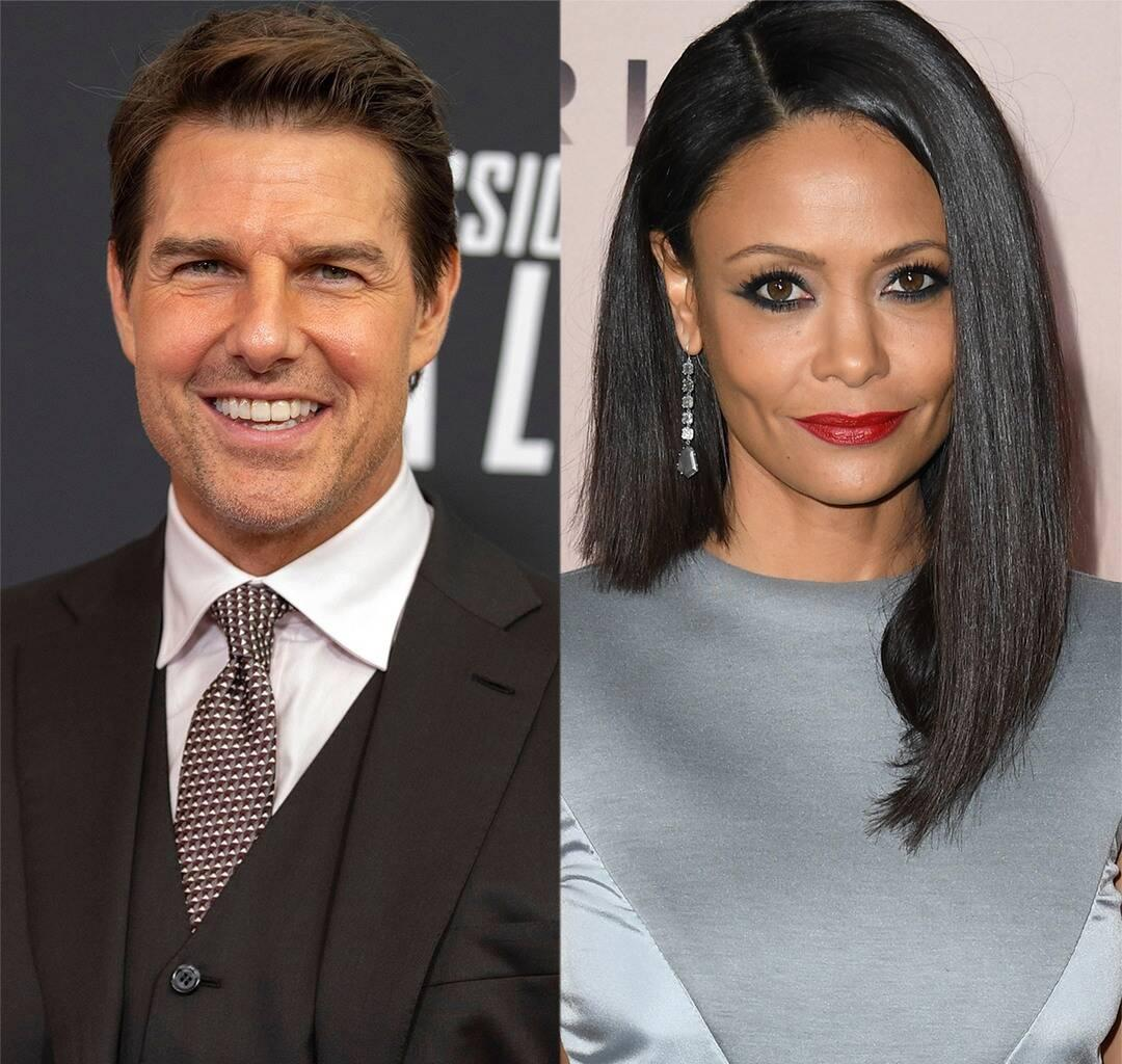 Thandie Newton Admits To Fearing Her Comments About Tom Cruise Would Get Her In Some Big 'Trouble'