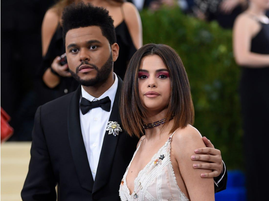 The Weeknd Says That Writing Songs About His Split From Selena Gomez Felt 'Cathartic'