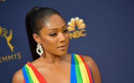 Tiffany Haddish Says Common Told Her She Was A 'Queen' After She Shaved Her Head