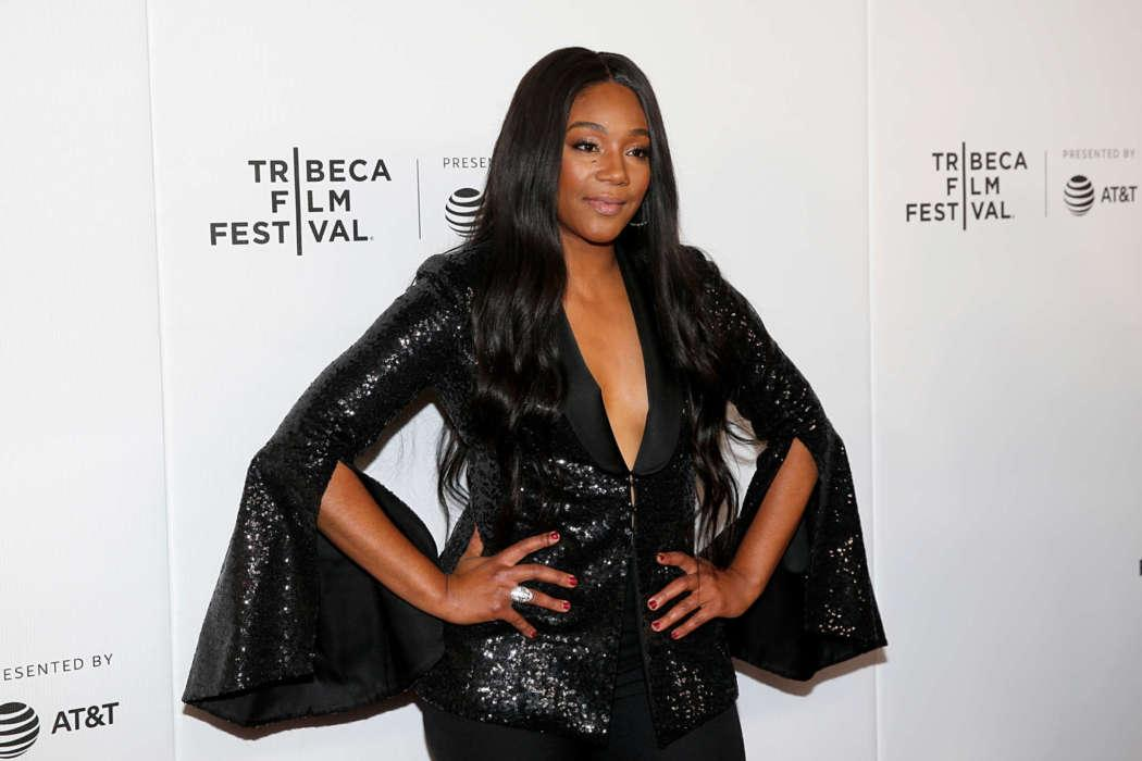 Tiffany Haddish Says She Didn't Know How To Read Until She Was A Teenager