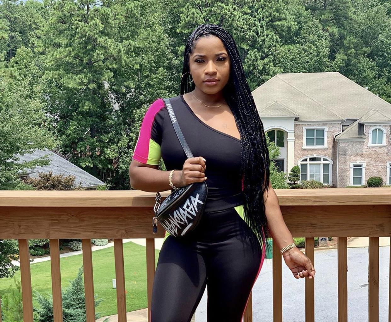 Toya Johnson's 'Weight No More' Is Back! Read Her Exciting Message