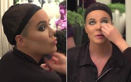 Khloe Kardashian Becomes Kris Jenner In This 'KUWTK' Exclusive Video