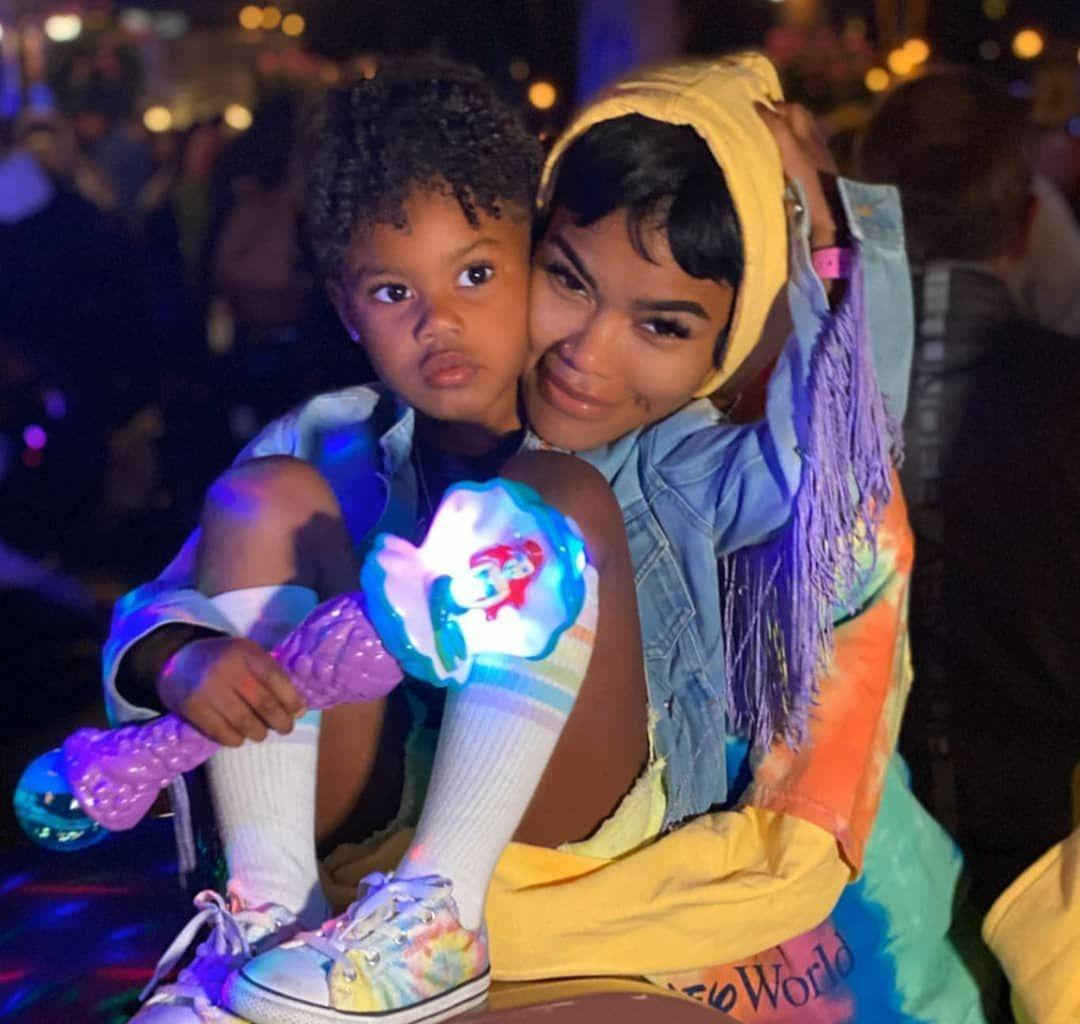 Teyana Taylor Gushes Over Her Daughter - Just Check Out The Baby Girl's Latest Amazing Photos