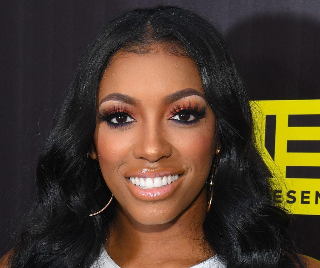 Porsha Williams Looks Gorgeous With Red Hair And Green Eyes - See Her Pics