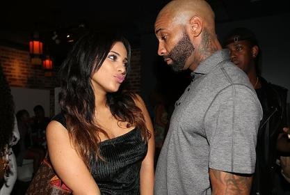 Joe Budden Addresses Abuse Allegations Made By Cyn Santana And More Recent Issues - See The Clips