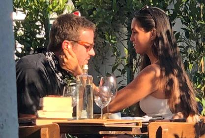 Armie Hammer And Josh Lucas' Former Wife Jessica Ciencin Henriquez Caught On Lunch Date Together Weeks After His Divorce!