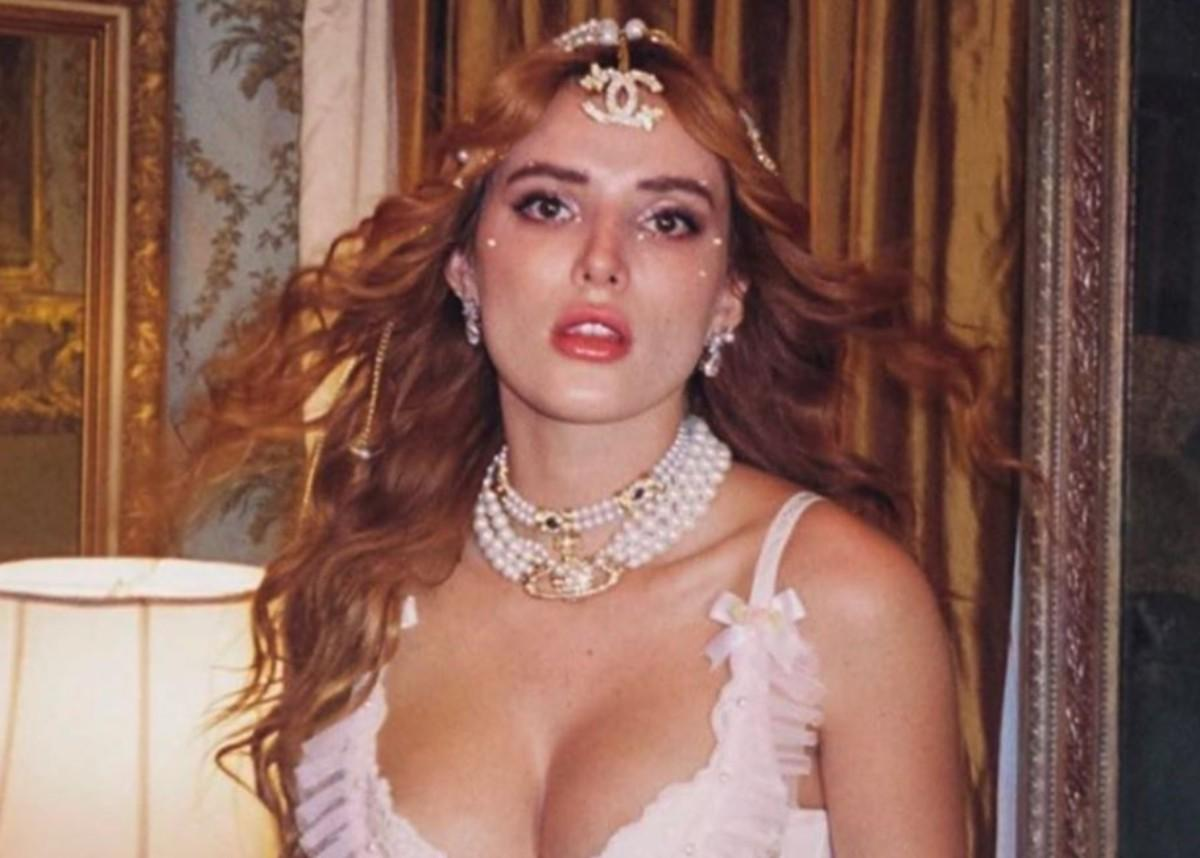 Bella Thorne Sizzles In New Photos Following Only Fans Scandal