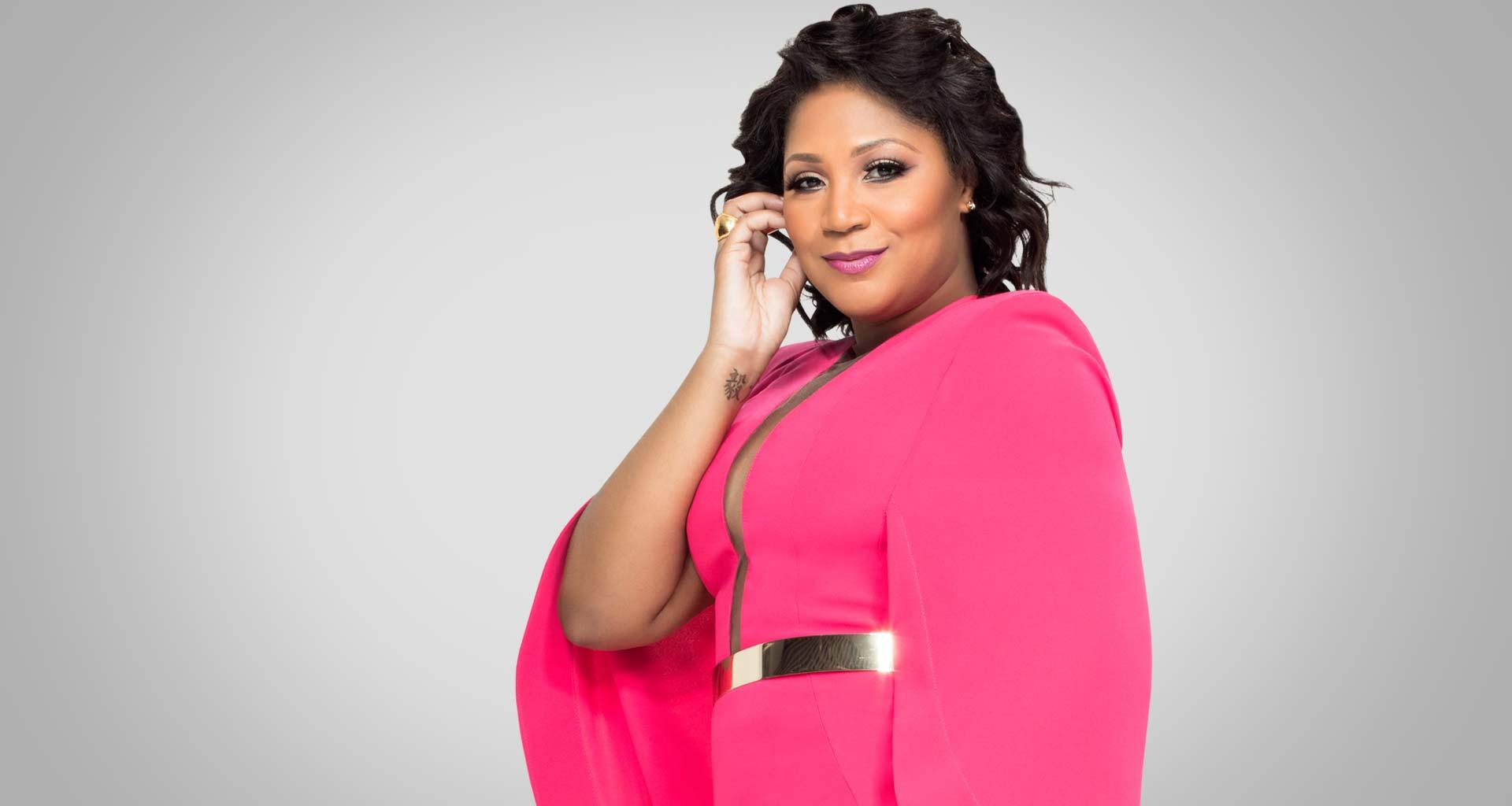 Trina Braxton Shows Off Her Weight Loss And Fans Are Impressed