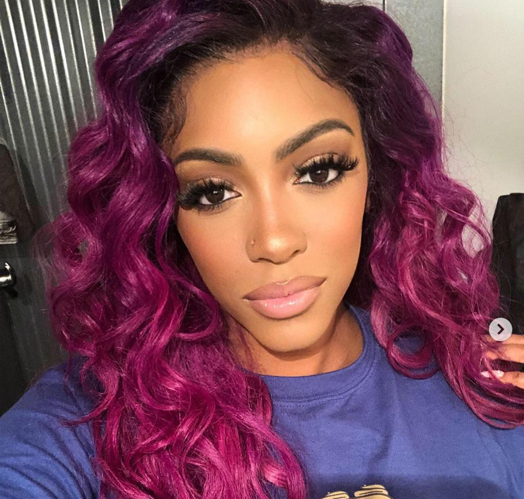 Porsha Williams' Latest Photo Has Fans Laughing In The Comments