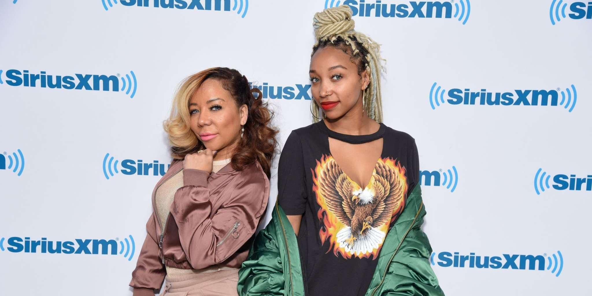 Tiny Harris Gushes Over Zonnique Pullins - See The Gorgeous Photo She Shared