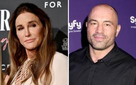 KUWTK: Caitlyn Jenner Defends Her Step-Daughters And Ex-Wife After Joe Rogan Calls The Kardashians 'Crazy Bit**es' And Says They Caused Her To Transition!