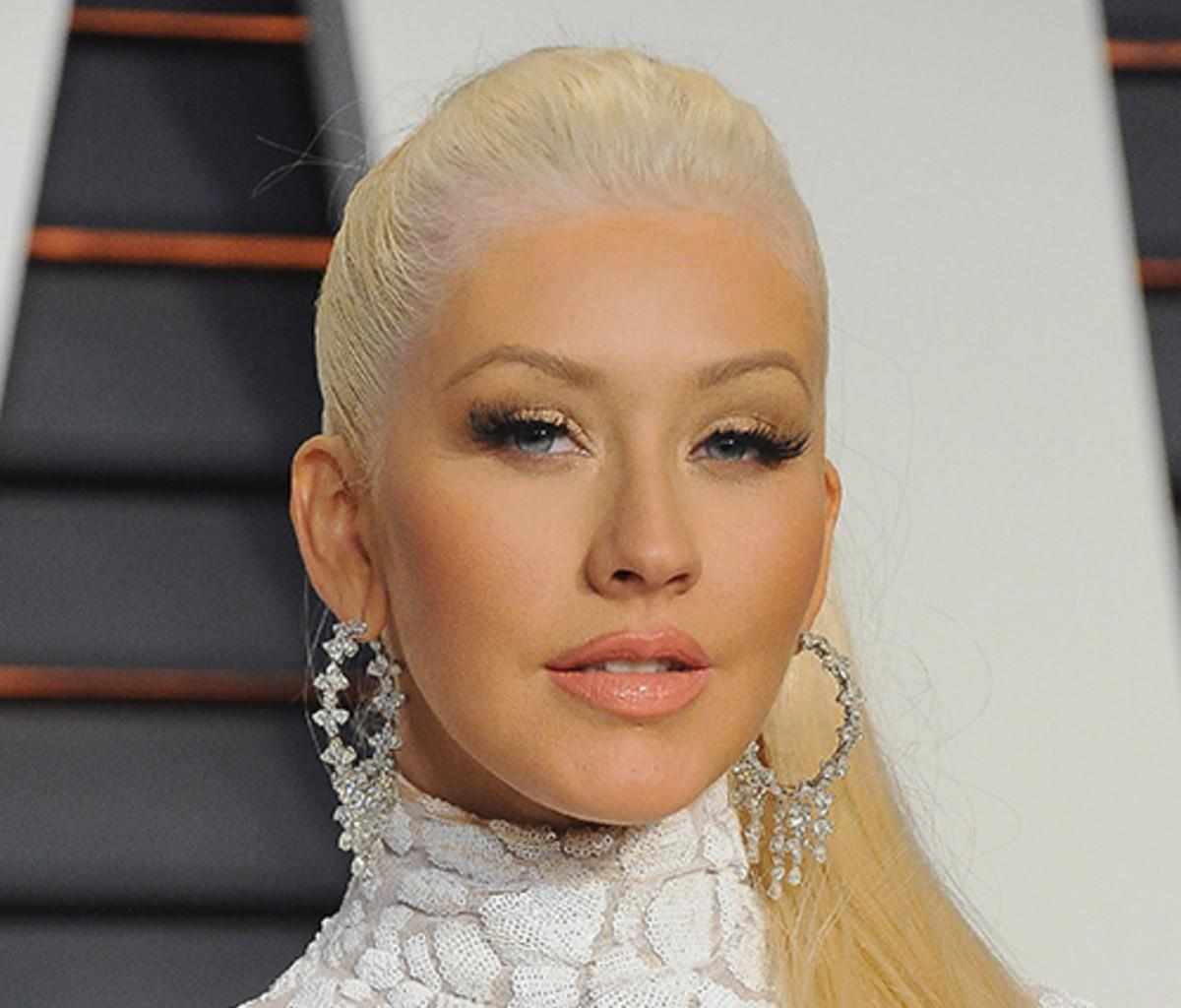 Christina Aguilera Says She's Done Dieting Despite Still Being 'Hypercritical' Of Her Body Image At Times