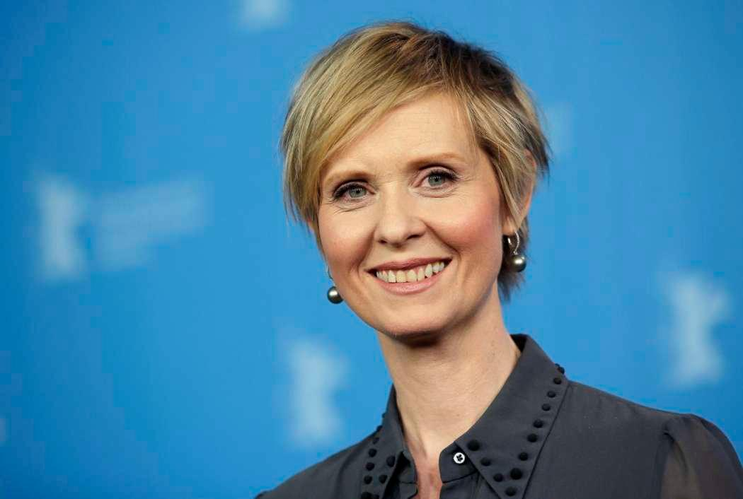 Cynthia Nixon - Who Has A Transgender Son - Is Baffled By JK Rowling's Opinions On The Transgender Community