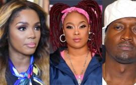 Da Brat Reveals She Dated Kirk Frost -- He Gave Her Thousands Of Dollars!