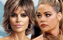 Denise Richards Wants To Fix Things With Lisa Rinna After Fallout But Needs The Other RHOBH Star To Apologize First, Source Says!