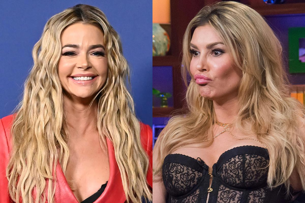 Denise Richards - Here's How She Reportedly Feels About Being In Another 'RHOBH' Season Amid Her Brandi Glanville Scandal!
