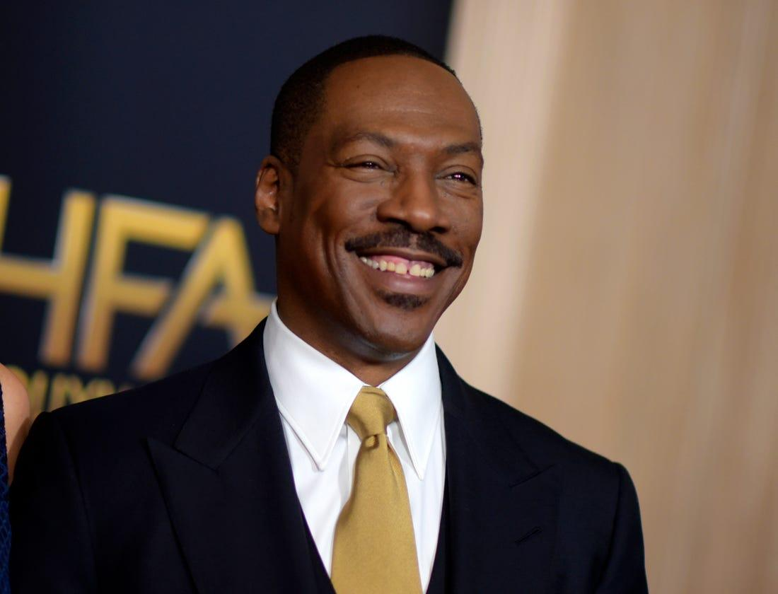 Eddie Murphy Talks Doing Stand-Up Comedy Again After Winning His First Emmy Award