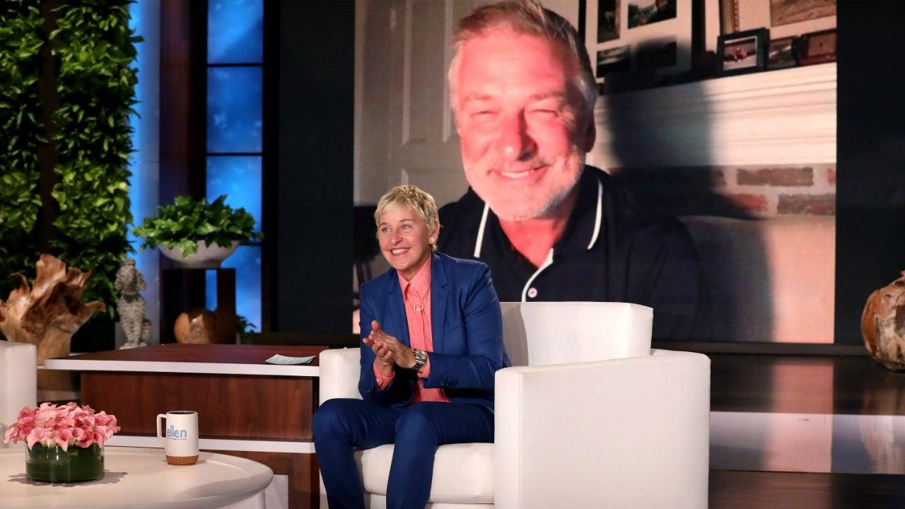 Alec Baldwin Tells Ellen DeGeneres To 'Keep Going' In Supportive Message Following Her Workplace Toxicity Scandal!