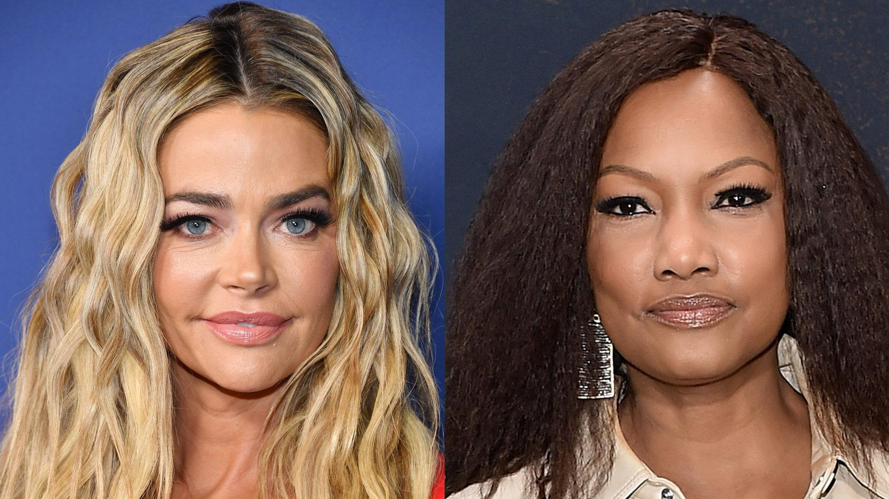 Garcelle Beauvais Says She Was 'Not Surprised' Her Pal Denise Richards Left 'RHOBH' - Here's Why!