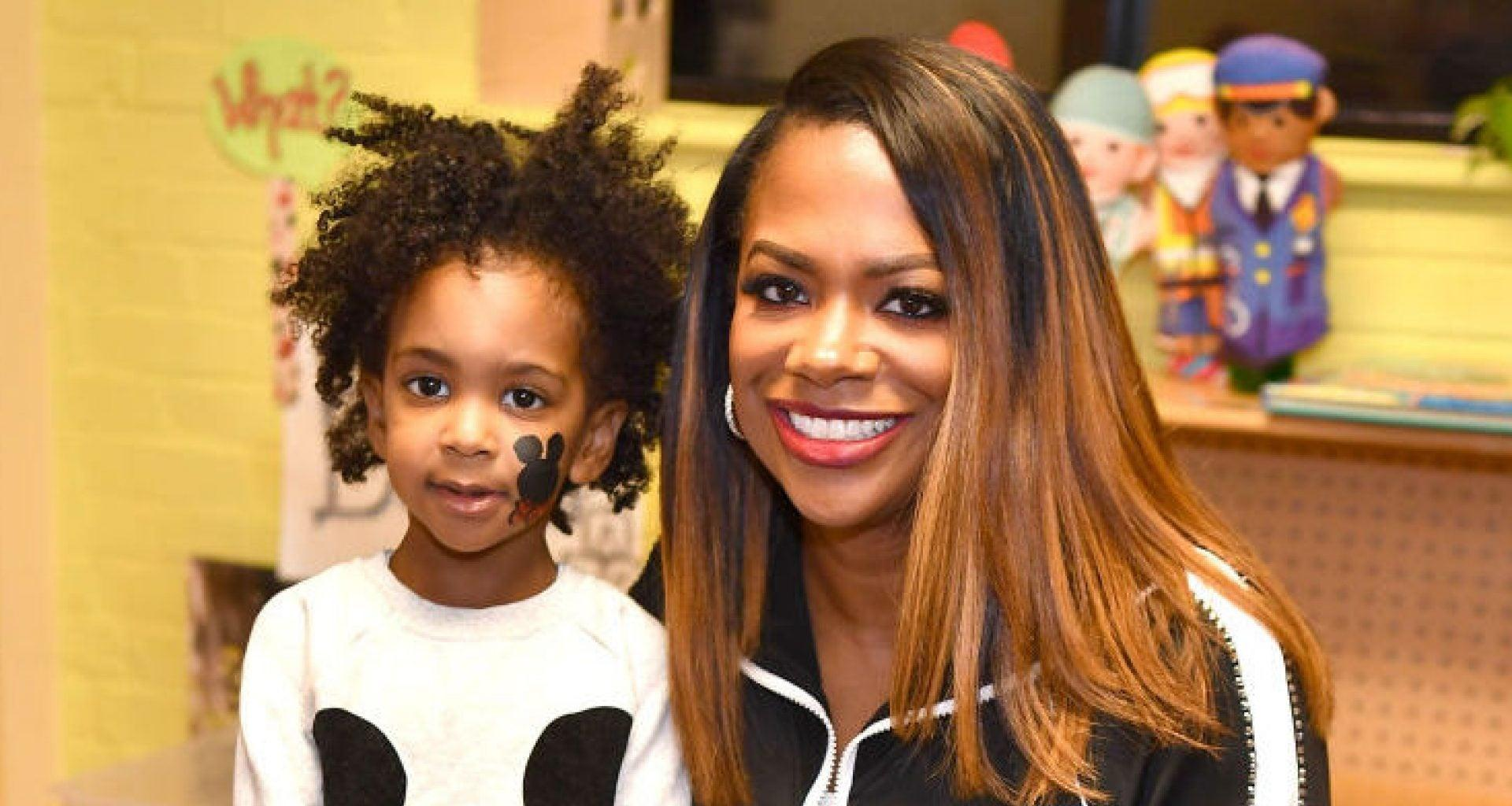 Kandi Burruss Shared Gorgeous Photos Of Ace Wells Tucker For The National Son Day