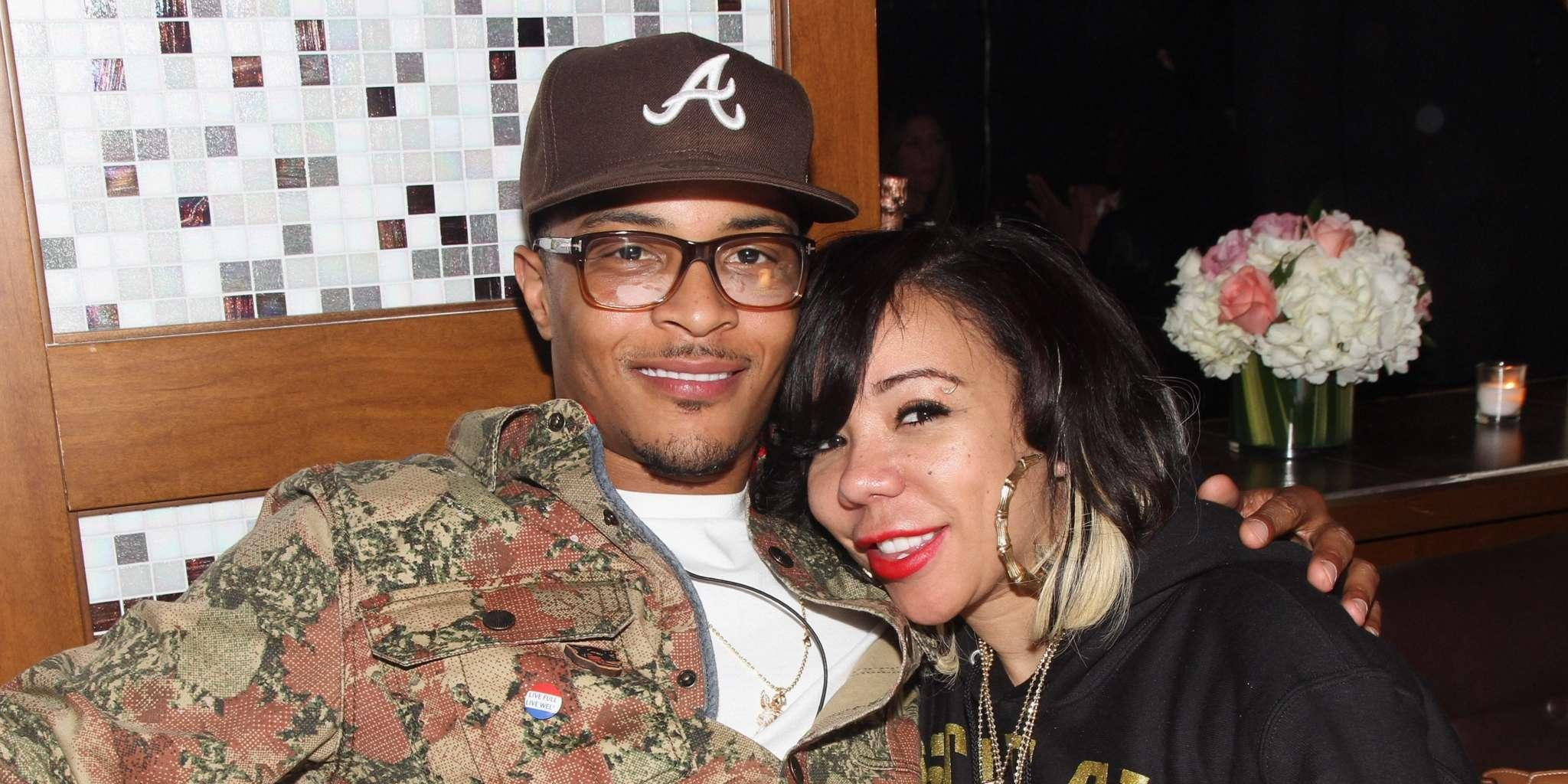 T.I. And Tiny Harris Publicly Profess Their Love For One Another