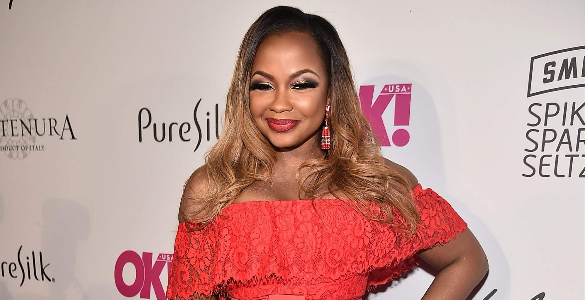 Phaedra Parks Shows Love To Her Boys For This Special Day