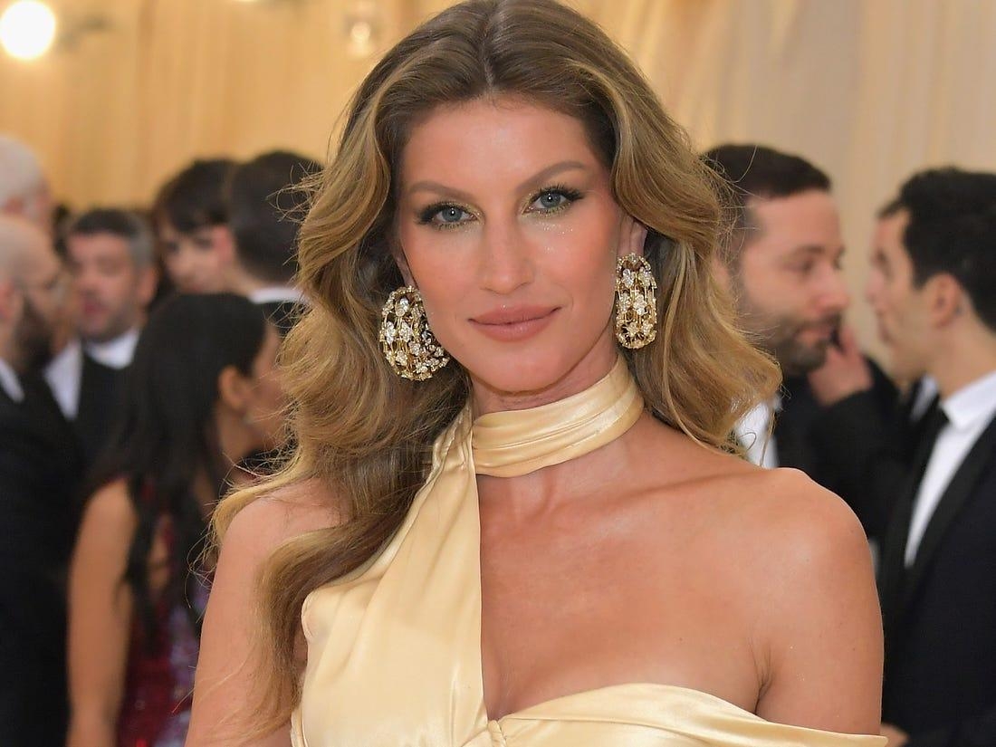 Gisele Bundchen Gets Candid About Her Struggle With 'All Consuming' Anxiety And Panic Attacks