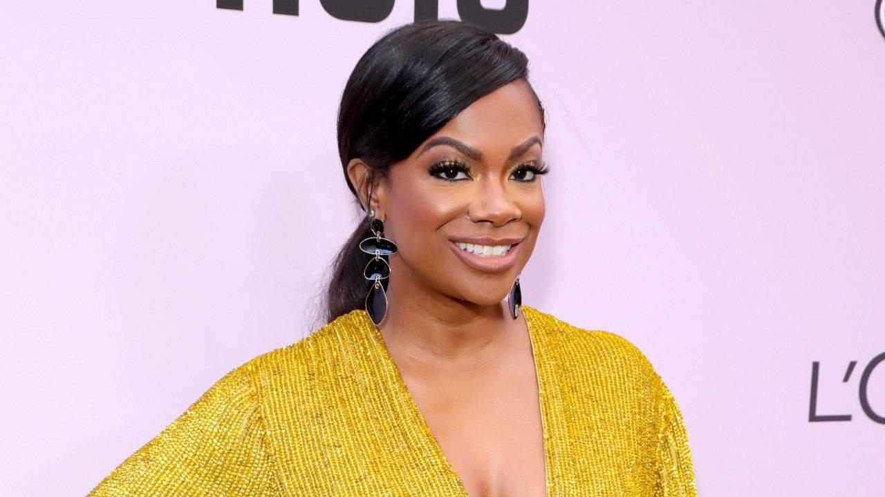 Kandi Burruss Poses With Women Who Make Moves And History