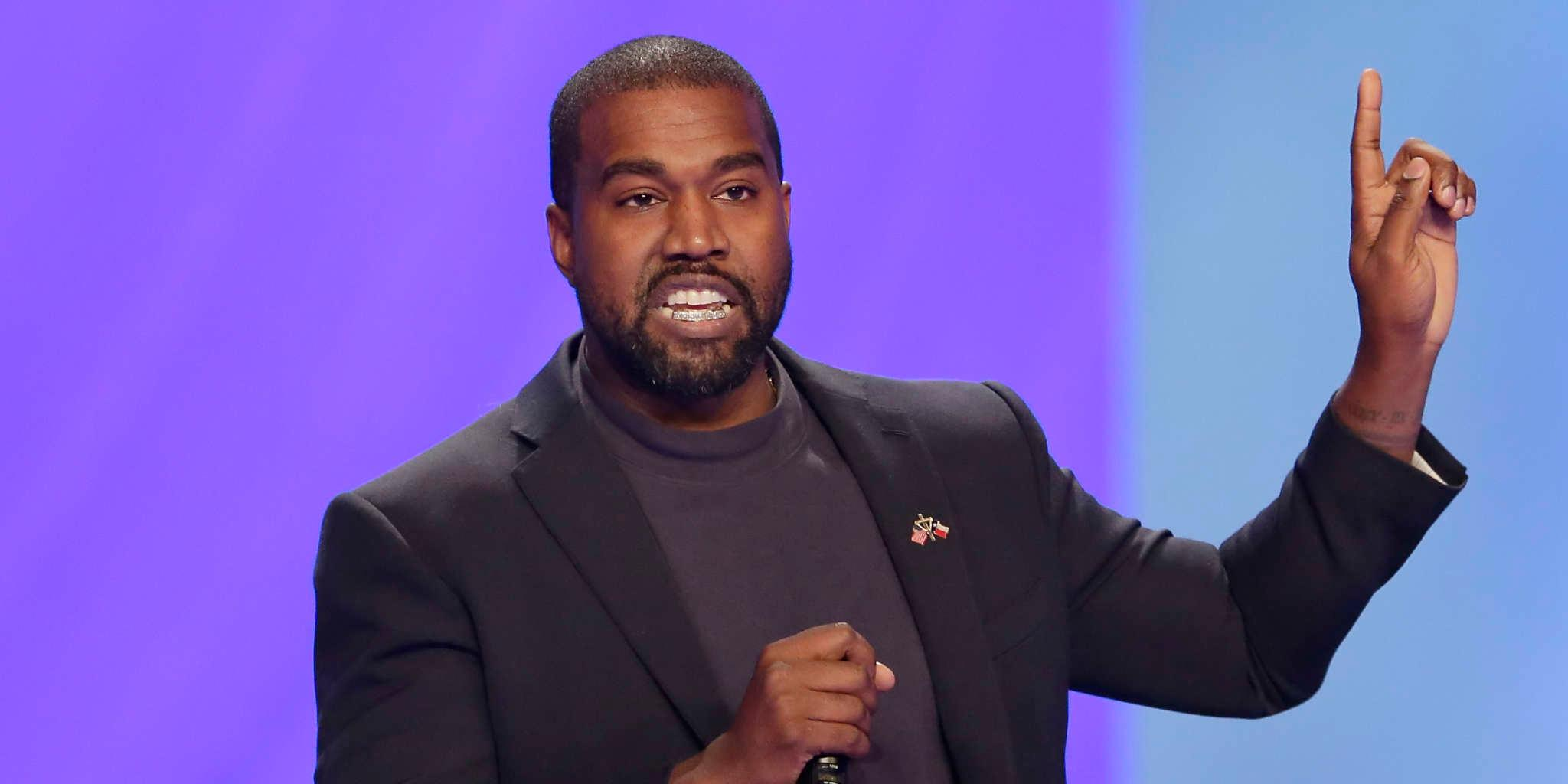 Kanye West Says 'I'm Not Crazy' While Discussing Stigma Surrounding Mental Disorders