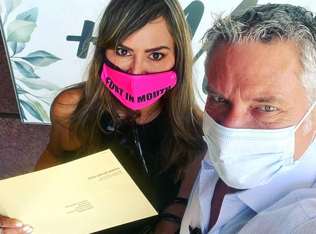 Kelly Dodd And Rick Leventhal Get Their Marriage Licence Ahead Of Their October Wedding!