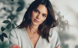 Kendall Jenner Showcases Her Perfect Beach Body In Two Piece Bathing Suit