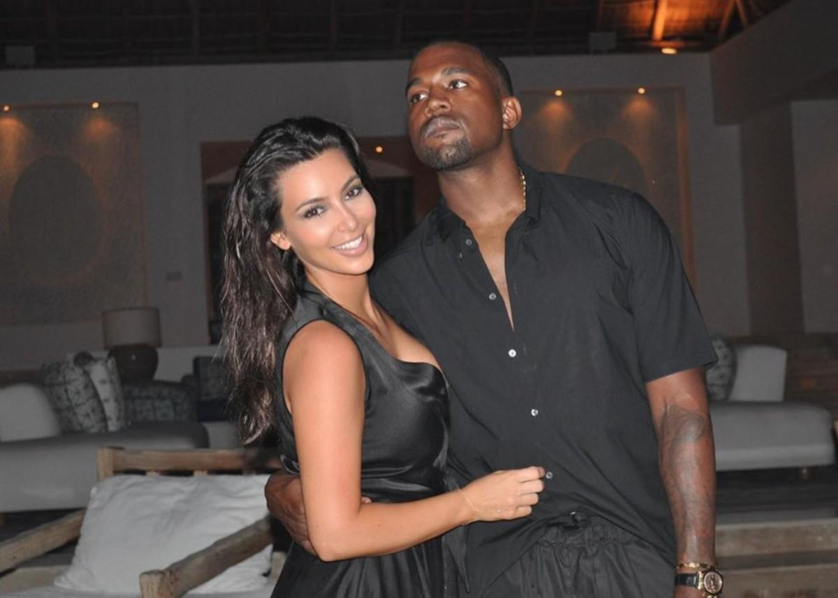 Kim Kardashian Still Trying To Save Marriage As Kanye 'Does Whatever Makes Him Happy,' Report