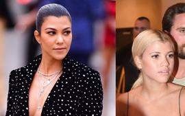 KUWTK: Kourtney Kardashian Reportedly Never Thought Sofia Richie Was The One For Scott Disick, Source Says!
